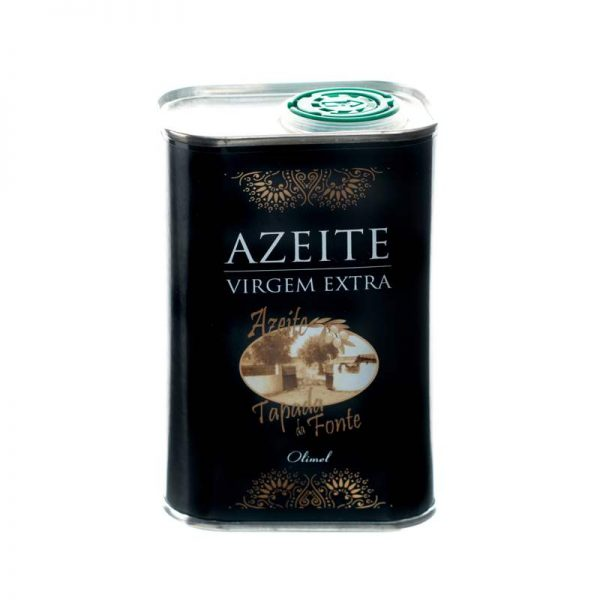 Azeite Extra Virgem Lata 250 ml