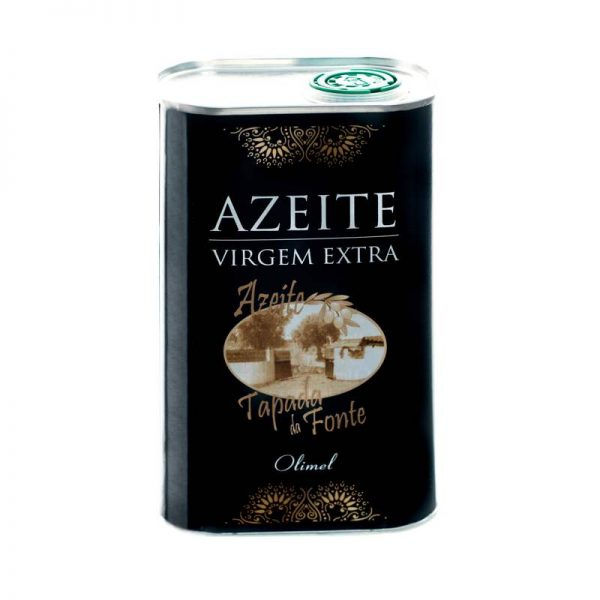 Azeite Extra Virgem Lata 500 ml